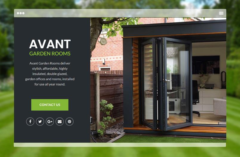 avant garden rooms - Avant Garden
